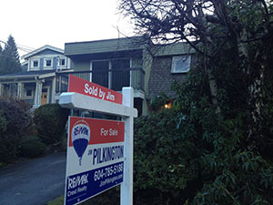 North Vancouver Realtors Sold